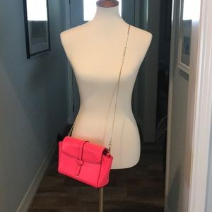 Kate Spade Pink Crossbody/Clutch